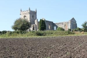 Colston Bassett medieval church